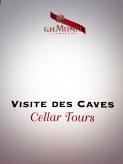 Mumm Cellar Tour