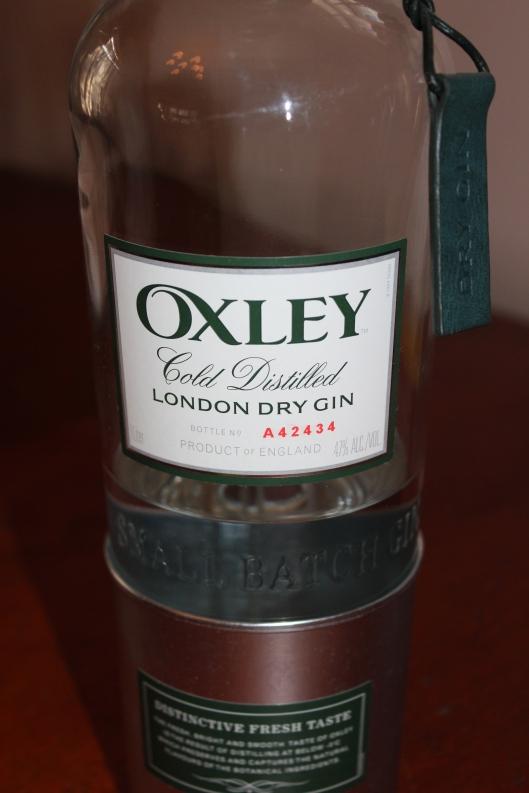 Oxley Gin, Gin Gimlet