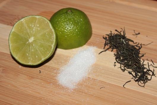 david's tea darjeeling tea lime sugar